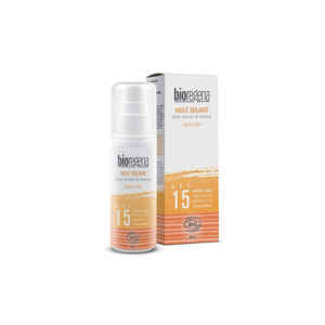 Aceite solar spray spf 15 bio 90 ml. Bioregena