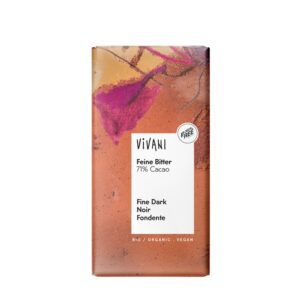 Chocolate negro 71% bio 100g Vivani