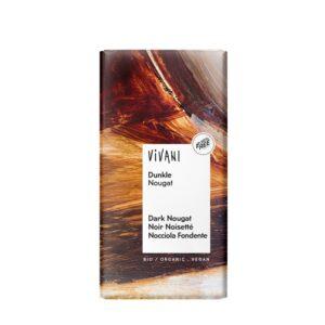 Chocolate negro avellanas bio 100g Vivani