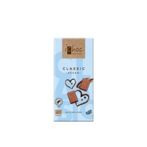 Chocolate vegano classic bio 80g Ichoc