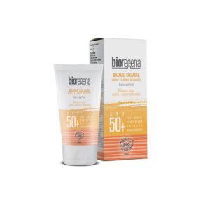 Crema-Balsamo solar spf 50+ rostro 40 ml Bioregena