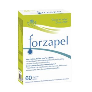 Forzapel 60 capsulas Bioserum