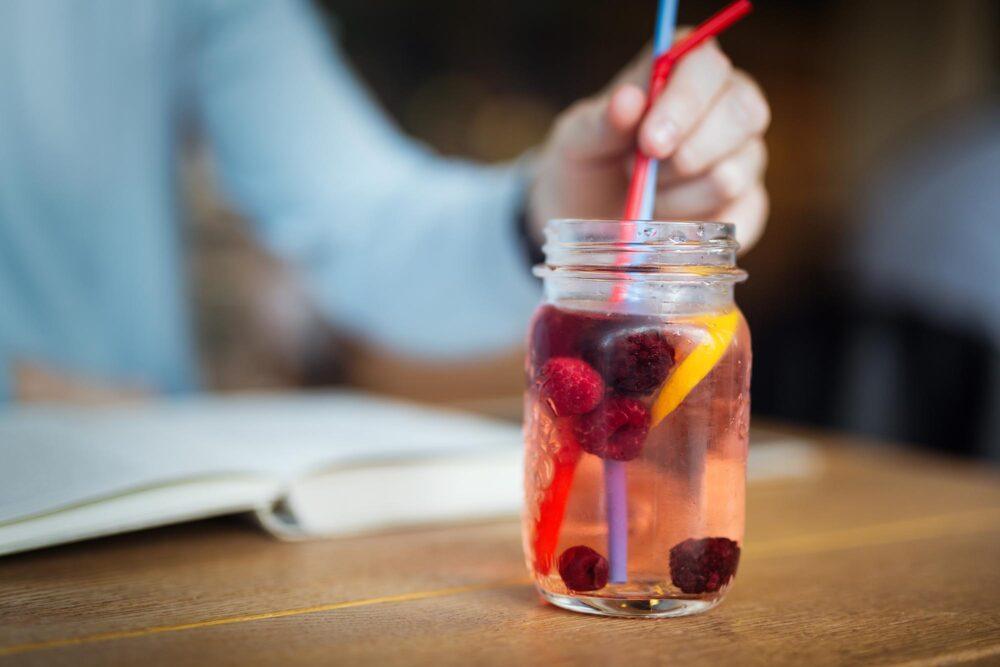 Alimentación a base de antioxidantes