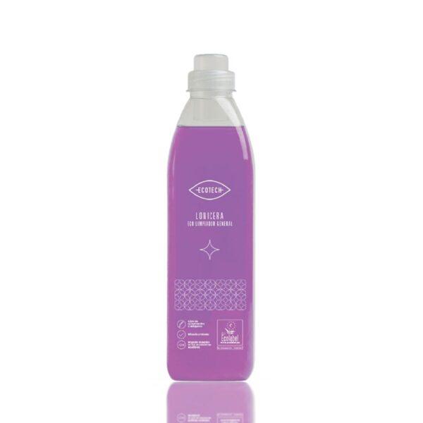 Limpiador suelos (Lonicera) Eco 1L Ecotech