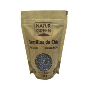 Semilla de chia Bio 250g Naturgreen
