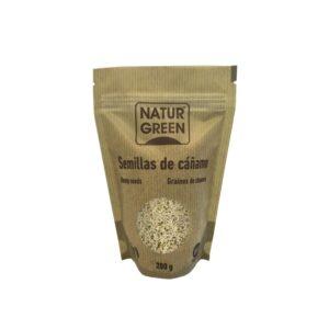 Semillas de Cañamo bio 200g Naturgreen