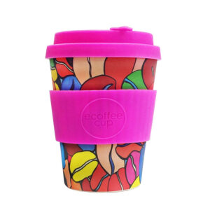Vaso bambu colour cafe 340ml Ecoffee cup