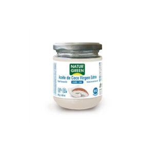 Aceite de coco virgen extra bio 215ml Naturgreen