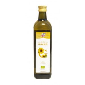 Aceite de girasol bio 750 ml La Finestra