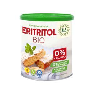 Eritritol en bote bio 500g Sol Natural