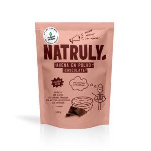 Harina de Avena sabor Chocolate Bio 500g Natruly