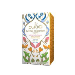 Infusion Coleccion Herbal Bio 20 filtros Pukka