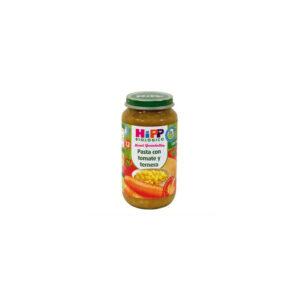 Potito de pasta con tomate y ternera +12 M 250 g Hipp