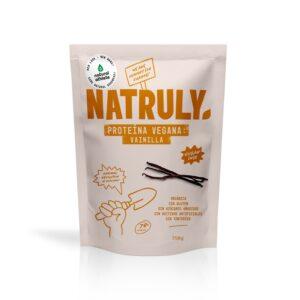 Proteina Vegana 75% Vainilla Bio 350g Natruly