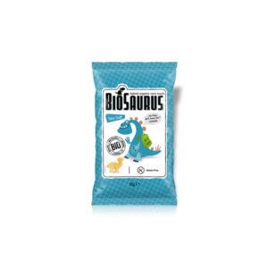 Snack con sal marina sin gluten Bio 50g BioSaurus