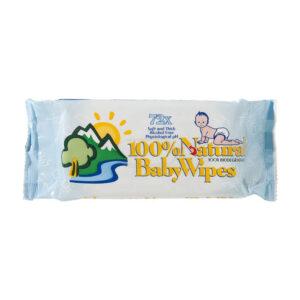 Toallitas húmedas para bebé Babywipes 72 uds Biocop