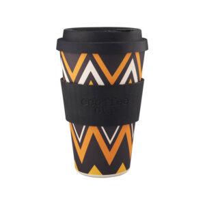 Vaso bambú Zignzag 400ml Ecoffee cup