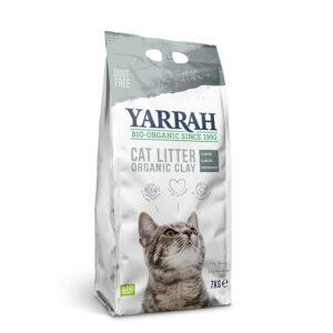 Arena gatos super absorbente 7kg Yarrah