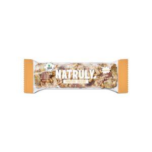 Barrita Crunchy de Frutos Secos Bio 20x40g Natruly