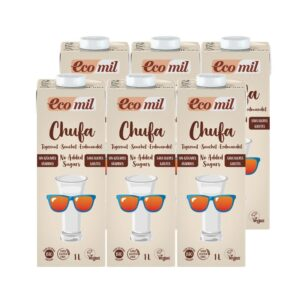 Bebida Chufa Nature Bio 6x1L Ecomil