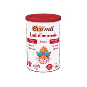 Bebida de almendra Nature Instant en polvo Bio 400g Ecomil
