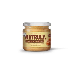 Crema de Almendras Bio 300g Natruly