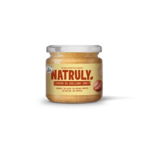 Crema de Avellanas Bio 300g Natruly