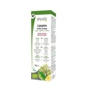 Extracto de Lipoplex bio 75ml Physalis
