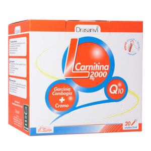 L-Carnitina 2000 mg x 20 viales Drasanvi