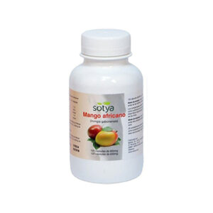 Mango africano 650 mg 120 cápsulas Sotya