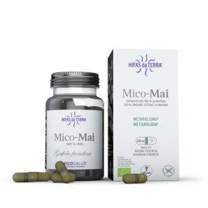Mico-Mai (Maitake) 30 capsulas Hifas da terra