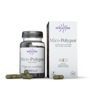 Mico-Polypor (Polyporus) 30 capsulas Hifas da Terra