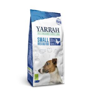 Pienso de pollo para perros raza pequeña con proteina 28% y grasa 14% bio 2 kg Yarrah