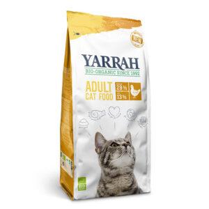 Pienso para gatos con pollo y proteína bio 800g Yarrah