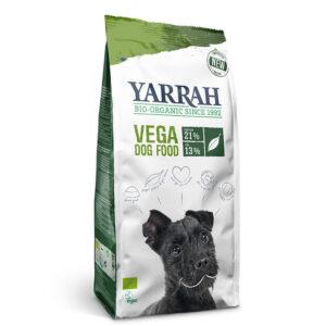 Pienso vegano perros adultos con proteína 21% y grasa 13% bio 10 kg Yarrah
