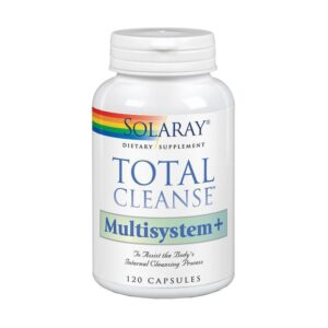 Total Cleanse Multisystem 120cap Solaray