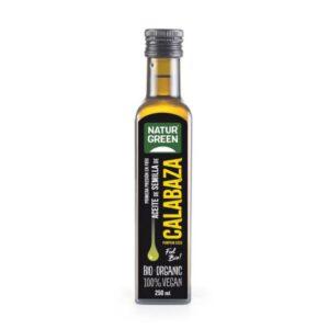 Aceite de semillas de calabaza 250ml Naturgreen