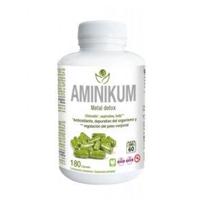Aminikum 180 cápsulas Bioserum