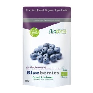 Blueberries (arandanos) superfood bio 200g Biotona