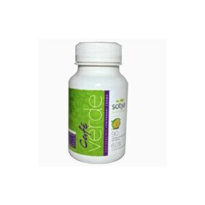 Cafe verde y garcinia 650 mg 90 cápsulas Sotya