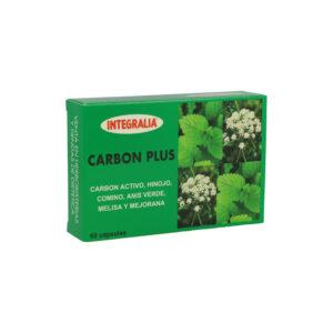 Carbon Plus 60 capsulas Integralia