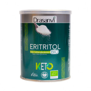 Eritritol Keto Bio 500g Drasanvi