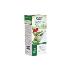Hepatic Digest 250ml Dietisa