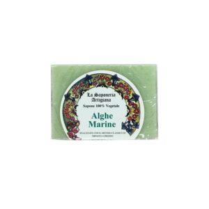 Jabon de algas marinas 100g La saponeria artigiana