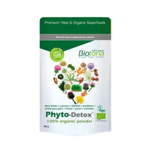 Phyto-detox superfood bio 200g Biotona