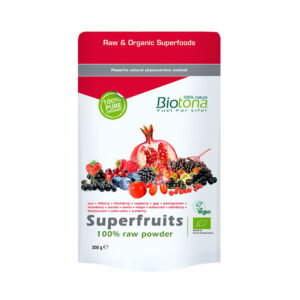 Superfruits raw superfood bio 200g Biotona