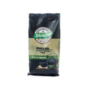 Te verde tostado kukicha 3 años Bio 75g Biocop
