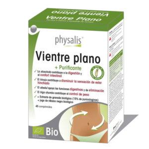 Vientre plano bio 45 comprimidos Physalis