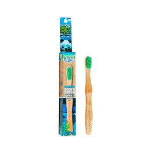 Cepillo de Dientes Bambu Niños (Suave) Zero Waste Woobamboo