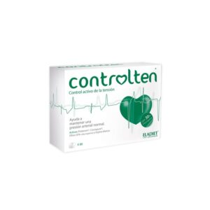 Controlten 60 comprimidos Eladiet